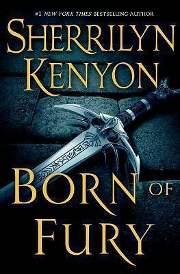 Born of Fury (A League Novel) by Kenyon, Sherrilyn