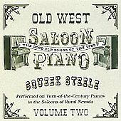 Old West Saloon Piano 2