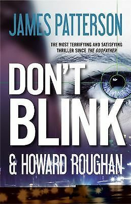 Don't Blink, James Patterson, Good Book
