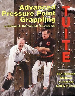 Advanced Pressure Point Grappling, Chris Thomas, George A. Dillman, Good Book