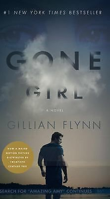 Gone Girl (Mass Market Movie Tie-In Edition): A Novel, Flynn, Gillian, Good Book