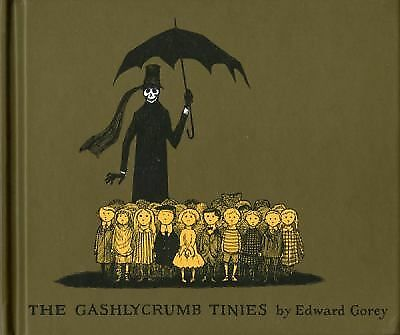 The Gashlycrumb Tinies, Edward Gorey, Good Book