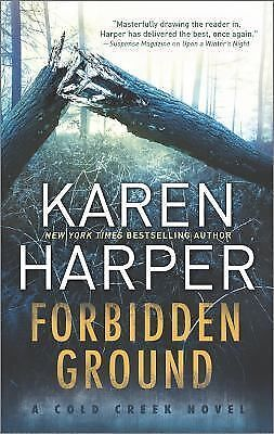 Forbidden Ground (Cold Creek), Harper, Karen, Good Book