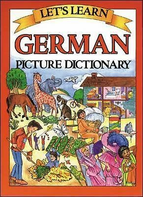 Let's Learn German Picture Dictionary by Marlene Goodman