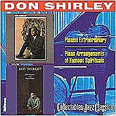 Pianist Extraordinary/Piano Arrangements of Famous Spirituals