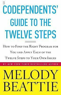 Codependents' Guide to the Twelve Steps, Melody Beattie, Good Book