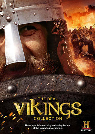 Real Vikings Collection, Good DVD, ,