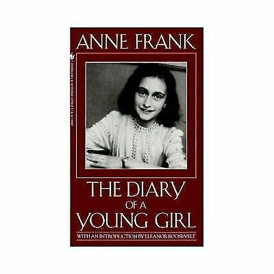 Anne Frank: The Diary of a Young Girl, Anne Frank, Good Book
