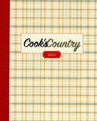 Cook's Country (Cook's Country Annuals) by