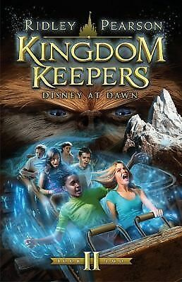 Kingdom Keepers II: Disney at Dawn (The Kingdom Keepers), Pearson, Ridley, Good