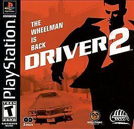 Driver 2, Good Playstation Video Games