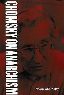 Chomsky on Anarchism, Noam Chomsky, Good Book