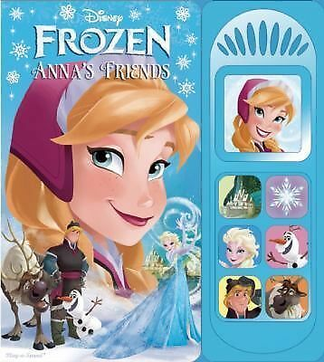 Disney Frozen: Little Sound Book, , Good Book
