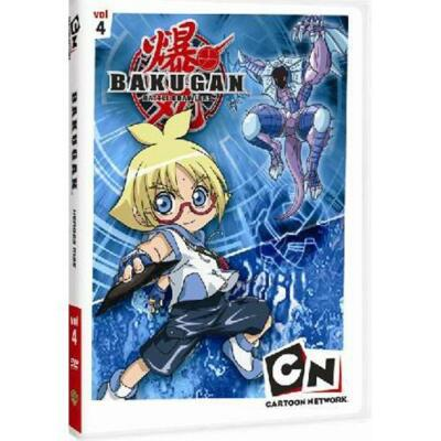 Bakugan, Vol. 4: Heroes Rise, Good DVD, ,
