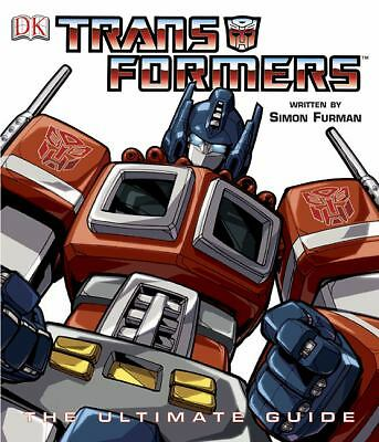 Transformers: The Ultimate Guide, Simon Furman, Good Book