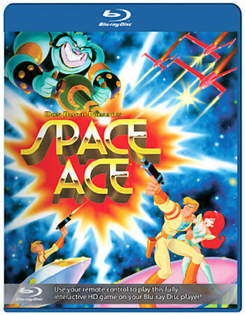 Space Ace [Blu-ray] by