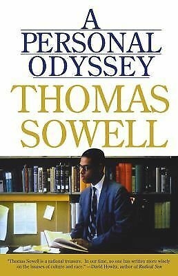 A Personal Odyssey, Sowell, Thomas, Good Book