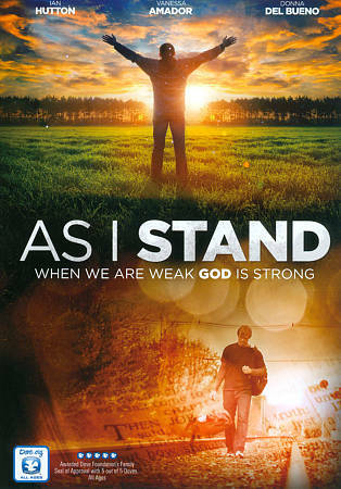 As I Stand, Good DVD, ,