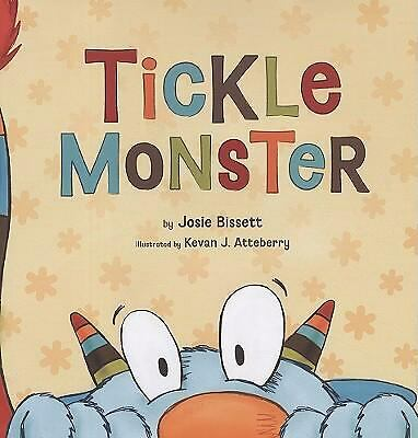 Tickle Monster, Josie Bissett, Good Book