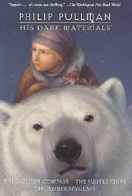 His Dark Materials Trilogy: The Golden Compass / The Subtle Knife / The Amber S