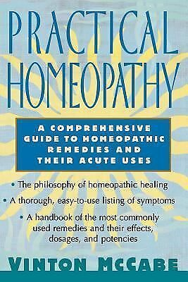 Practical Homeopathy, Vinton McCabe, Good Book