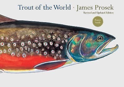 Trout of the World (reissue), Prosek, James, Good Book
