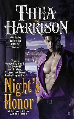 Night's Honor (Elder Races), Harrison, Thea, Good Book