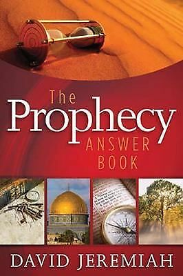 The Prophecy Answer Book, Jeremiah, Dr. David, Good Book