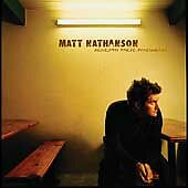 Beneath These Fireworks, Matt Nathanson, Good