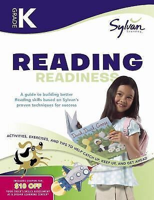 Kindergarten Reading Readiness (Sylvan Workbooks) (Language Arts Workbooks) by