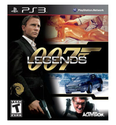 007 Legends - Playstation 3, New PlayStation 3, Playstation 3 Video Games