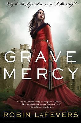 Grave Mercy: His Fair Assassin, Book I (His Fair Assassin Trilogy), LaFevers, Ro