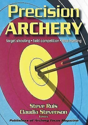 Precision Archery, Stevenson, Claudia, Ruis, Steve, Good Book