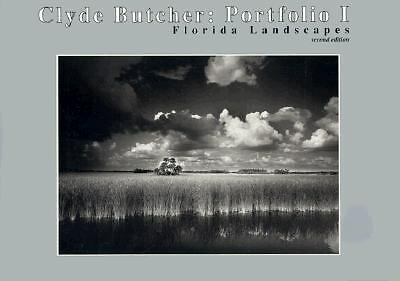 Clyde Butcher, Portfolio I: Florida Landscapes, Clyde Butcher, Good Book