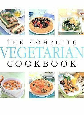 The Complete Vegetarian Cookbook, , Good Book