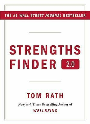 StrengthsFinder 2.0, Tom Rath, Good Book