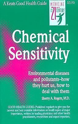Chemical Sensitivity, Rogers, Sherry, Good Book