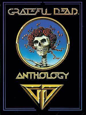 Grateful Dead Anthology by The Grateful Dead, Jerry Garcia, Bob Weir