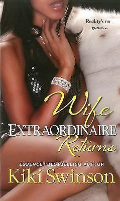 Wife Extraordinaire Returns, Swinson, Kiki, Good Book