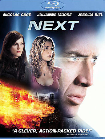 Next [Blu-ray] by