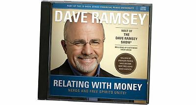 Relating with Money, Dave Ramsey, Dave Ramsey, New Book