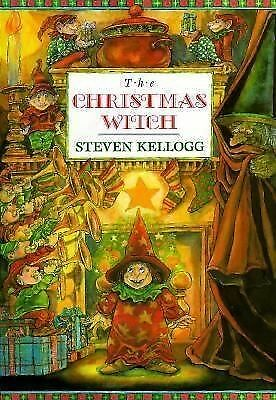 The Christmas Witch by Kellogg, Steven