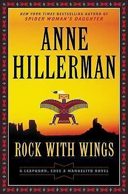 Rock with Wings Leaphorn and Chee Mysteries)