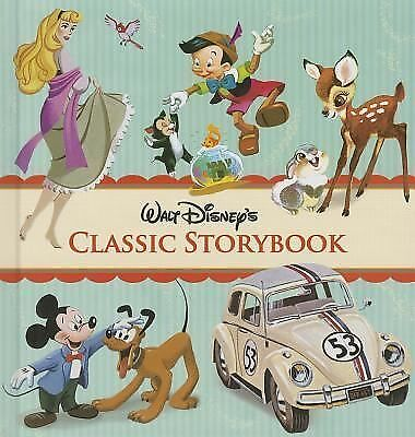 Walt Disney's Classic Storybook (Volume 3) (Storybook Collection), Disney Book G