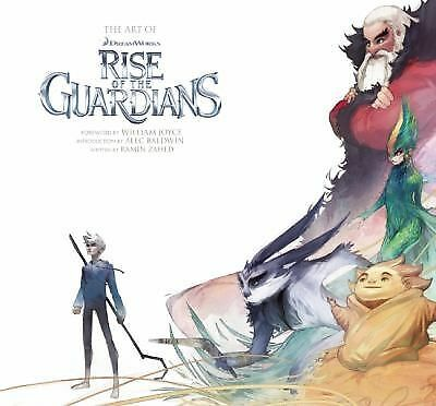 The Art of DreamWorks Rise of the Guardians, Zahed, Ramin, Good Book
