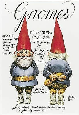 Gnomes: Thirtieth Anniversary Edition, Wil Huygen, Good Book