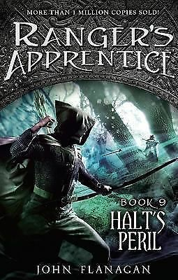 Ranger's Apprentice, Book 9: Halt's Peril by John Flanagan