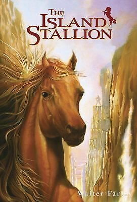 The Island Stallion (Black Stallion), Farley, Walter, Good Book