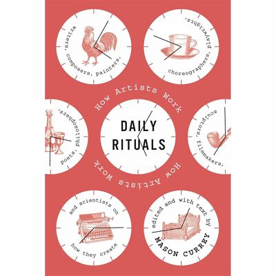 Daily Rituals: How Artists Work, , Good Book