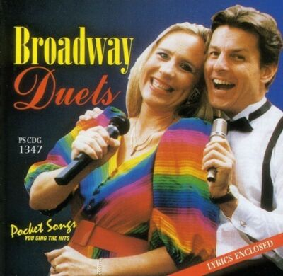Sing The Hits Of Broadway Duets (Karaoke) by